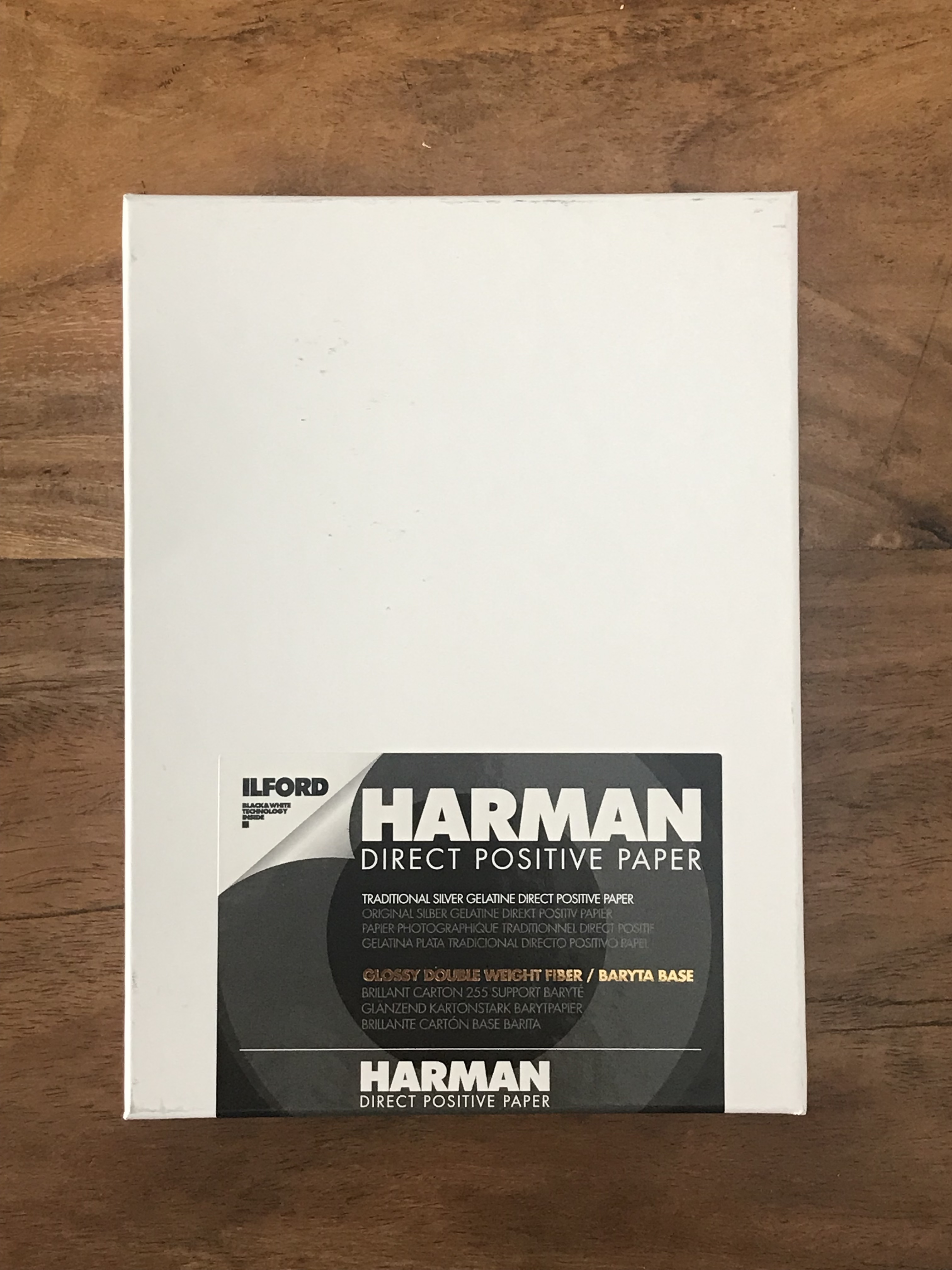 Harman Direct Positive Paper - Elderflower Ephemera